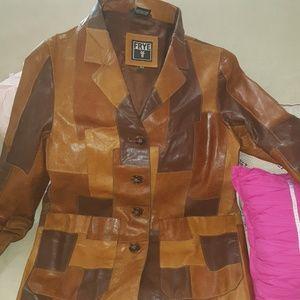 Frye womens jacket xs